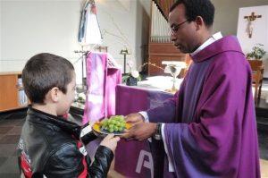 Messe des enfants Marbehan 2012
